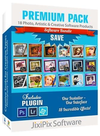 JixiPix Premium Pack 1.1.13 Portable by Alz50