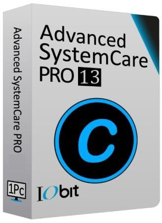 Advanced SystemCare Pro 13.5.0.274 Final