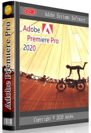Adobe Premiere Pro 2020 14.3.0.38 RePack by PooShock