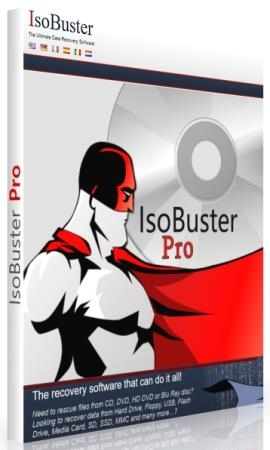 IsoBuster Pro 4.6 Build 4.6.0.00 Final