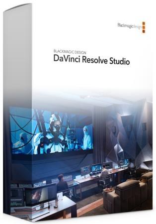 Blackmagic Design DaVinci Resolve Studio 16.2.3.15 RePack by PooShock