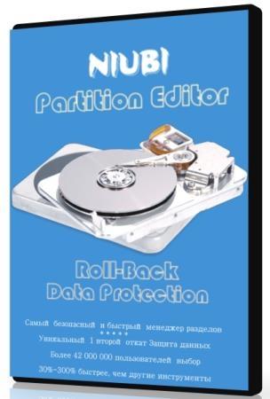 NIUBI Partition Editor Technician Edition 7.3.4 + Rus