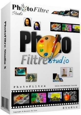 PhotoFiltre Studio X 10.14.1 + Portable