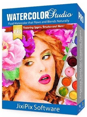 Jixipix Watercolor Studio 1.4.9