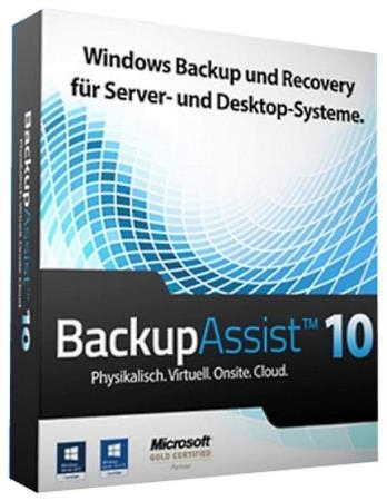 BackupAssist Desktop 10.5.4