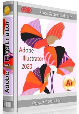 Adobe Illustrator 2020 24.2.3.521 RePack by KpoJIuK