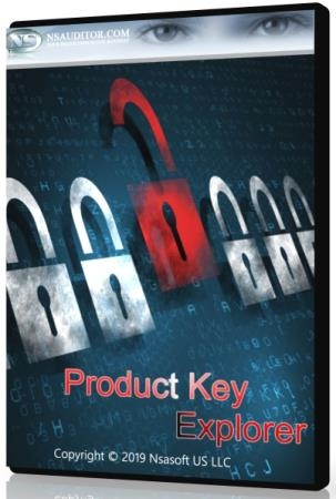 Nsasoft Product Key Explorer 4.2.6.0 + Portable