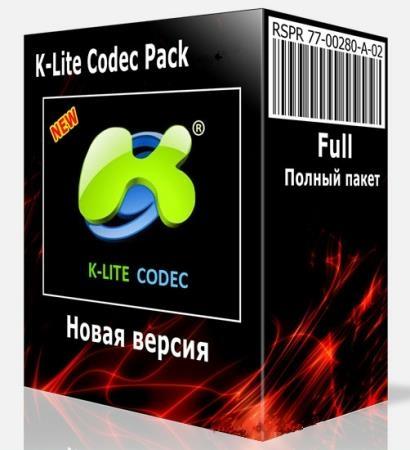 K-Lite Mega / Full / Basic / Standard / Codec Pack 15.6.8 + Update