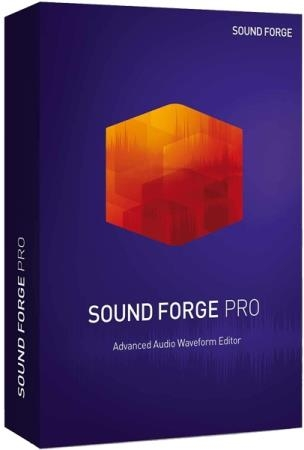 MAGIX SOUND FORGE Pro 14.0 Build 111 RePack by KpoJIuK