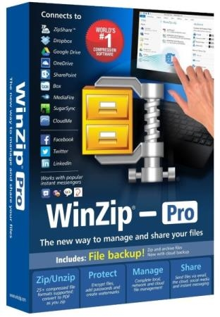 WinZip Pro 25.0 Build 14245 Final