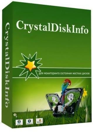 CrystalDiskInfo 8.8.5 Final + Portable