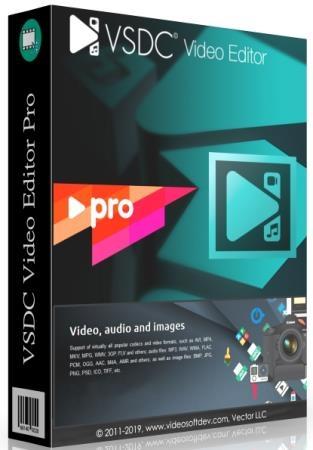 VSDC Video Editor Pro 6.5.1.196/197