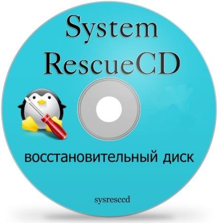 SystemRescueCd 6.1.8 Final