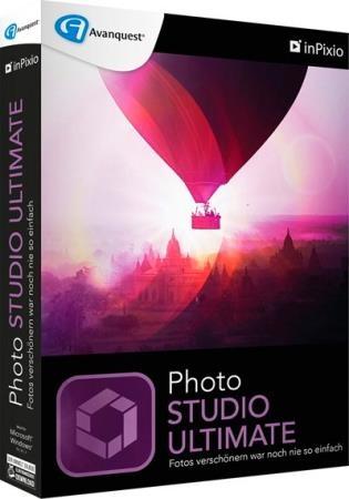 InPixio Photo Studio Ultimate 10.04.0 + Rus