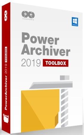 PowerArchiver Professional 2019 19.00.59