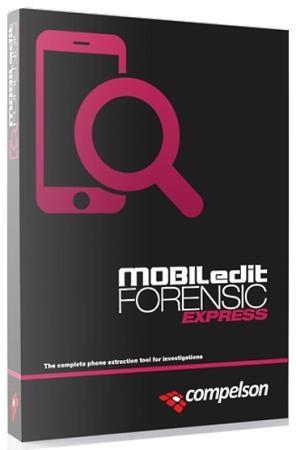 MOBILedit Forensic Express Pro 7.3.0.19270