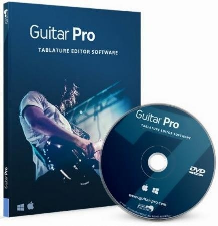 Guitar Pro 7.5.5 Build 1841 + Soundbanks