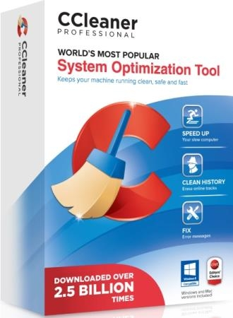 CCleaner 5.72.7994 Free / Professional / Business / Technician RePack & Portable by KpoJIuK