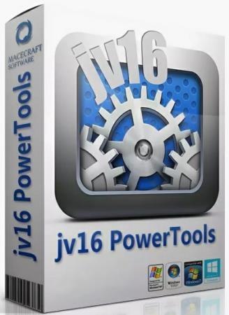 jv16 PowerTools 5.0.0.798 RePack & Portable by elchupakabra
