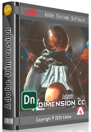 Adobe Dimension 2020 3.4.0.2791