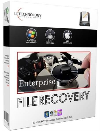 LC Technology Filerecovery 2020 Professional / Enterprise 5.6.0.9