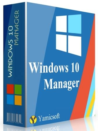 Windows 10 Manager 3.3.4.0 RePack & Portable by KpoJIuK