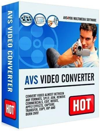 AVS Video Converter 12.1.2.669