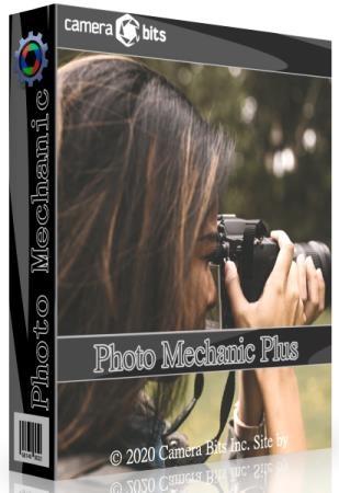 Camera Bits Photo Mechanic Plus 6.0 Build 5199
