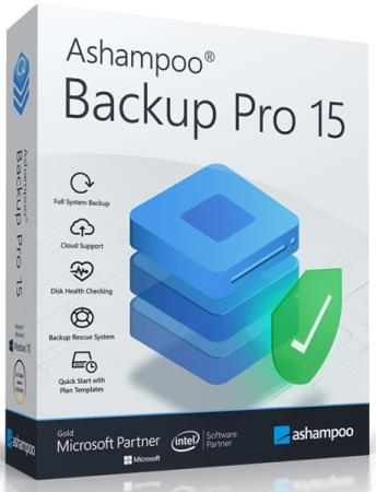 Ashampoo Backup Pro 15.0.2 Final