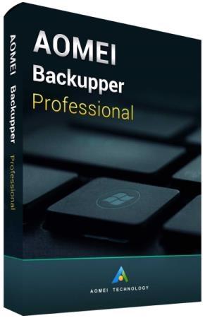 AOMEI Backupper Professional / Technician / Technician Plus / Server 6.1.0 + Rus