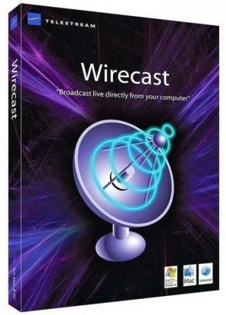 Telestream Wirecast Pro 14.0.4