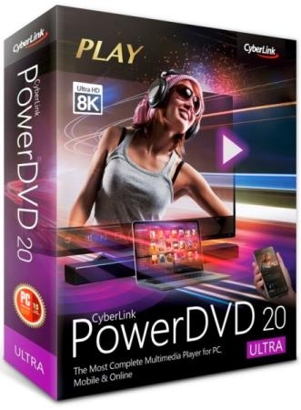CyberLink PowerDVD Ultra 20.0.2216.62