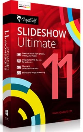 AquaSoft SlideShow Ultimate 11.8.05