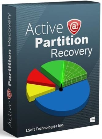 Active Partition Recovery Ultimate 21.0.1 + WINPE
