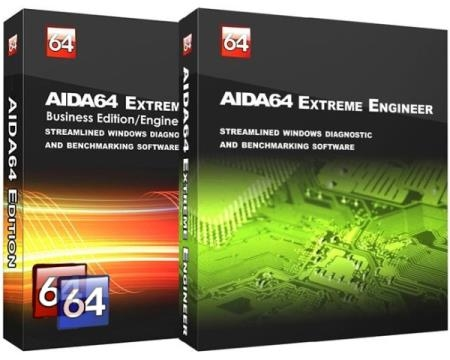 AIDA64 Extreme / Business / Engineer / Network Audit 6.30.5500 Stable RePack & Portable by KpoJIuK