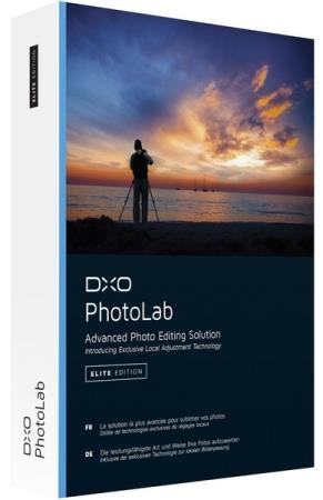 DxO PhotoLab 4.0.1 Build 4425 Elite + Rus