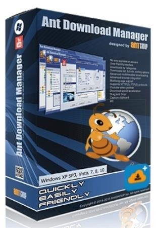 Ant Download Manager 2.0.0 Build 75383 Final