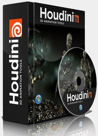 SideFX Houdini FX 18.5.351
