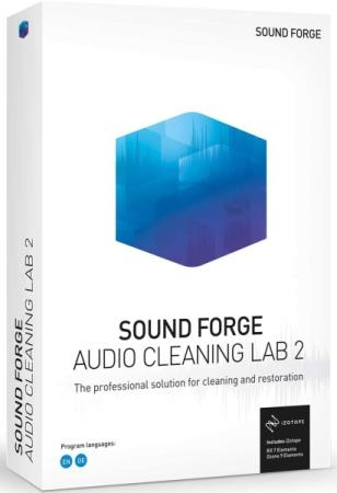 MAGIX SOUND FORGE Audio Cleaning Lab 24.0.2.19