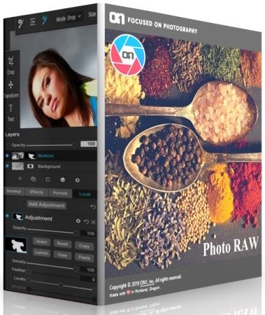 ON1 Photo RAW 2021 15.0.0.9735 Portable by conservator