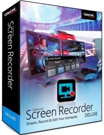 CyberLink Screen Recorder Deluxe 4.2.5.12448 + Rus
