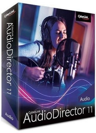 CyberLink AudioDirector Ultra 11.0.2304.0 + Rus