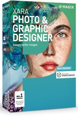 Xara Photo & Graphic Designer 17.1.0.60486