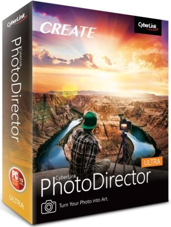 CyberLink PhotoDirector Ultra 12.0.2228.0 RUS Portable by conservator