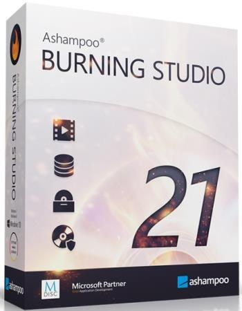 Ashampoo Burning Studio 21.7.1.65 Final + Portable