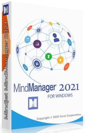 Mindjet MindManager 2021 21.0.263