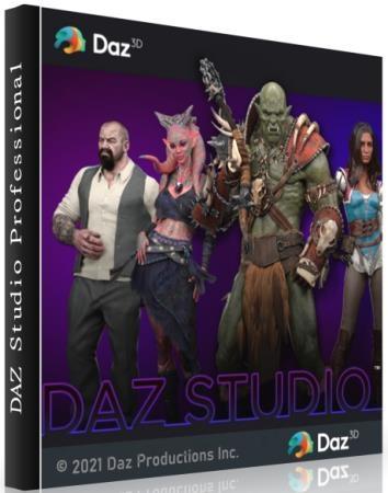 DAZ Studio Professional 4.15.0.2