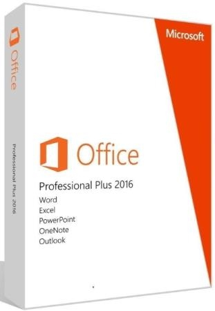 Microsoft Office 2016 Pro Plus 16.0.5110.1001 VL RePack by SPecialiST v21.1
