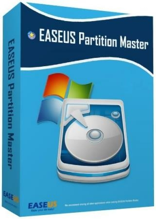 EaseUS Partition Master 15.5 Professional / Unlimited / Server / Technician + Rus + WinPE