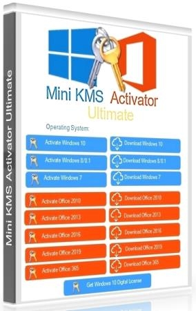 Mini KMS Activator Ultimate 2.5